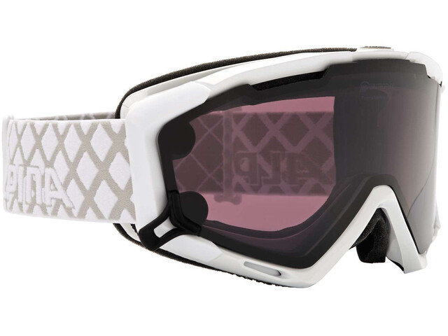 Alpina Panoma Magnetic Q+S S1+S3 - blanc/noir